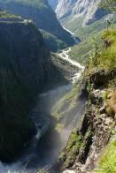 Voringsfosský vodopád