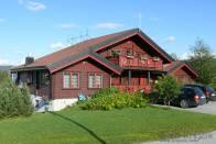 Krásný norský dům