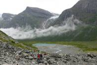 Ledovcovité jezero