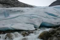 Ledovec Jostedalsbreen taje neuvěřitelně rychle
