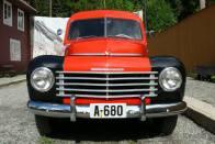 norský poštovní vůz