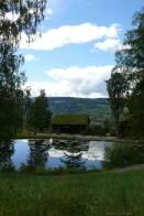 krásná norská příroda