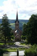 kostel v Lillehammeru
