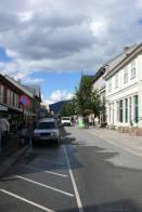 ulice v Lillehammeru