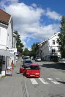 Lillehammer je klidné město
