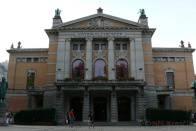 Národní divadlo v Oslu