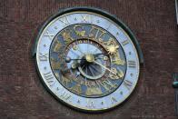hodiny v Oslu