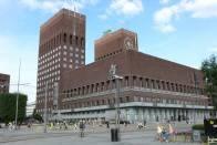 radnice v Oslu