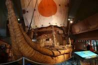 původní loď Kon-Tiki