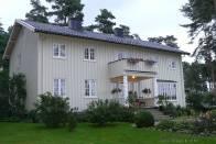 typický Sarpsborgský dům